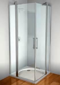 dusch kabine rechteck duschkabinen bodamer kunststoffglas stegplatten