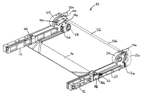 Patent US8347462   Sliding and rotating hinge module   Google Patents