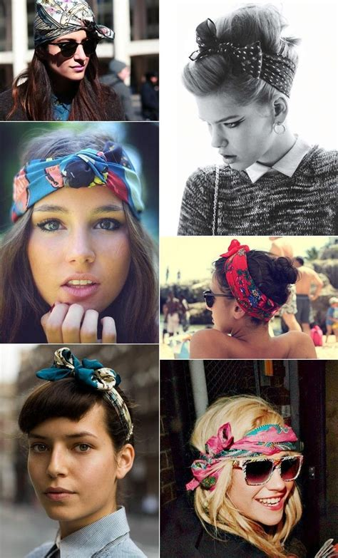 what type of hairstyles are they wearing in trinidad bandana hair scarf trend psh black people have been