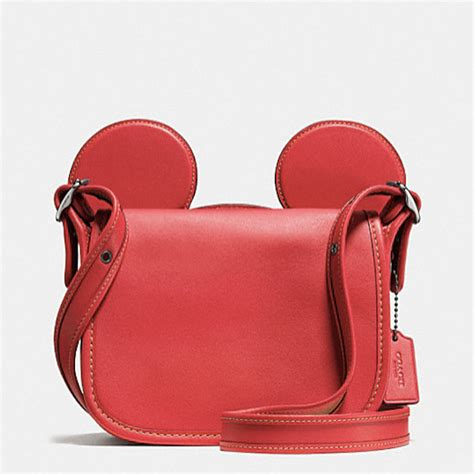 Tas Coach Mickey Ear Yellow disney and coach collaborated again to create a more affordable chic collection page 2