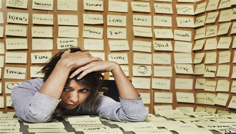 Overwhelm And How To Get Over It Learn With Ginny - 7 tips for how to handle feeling overwhelmed at work