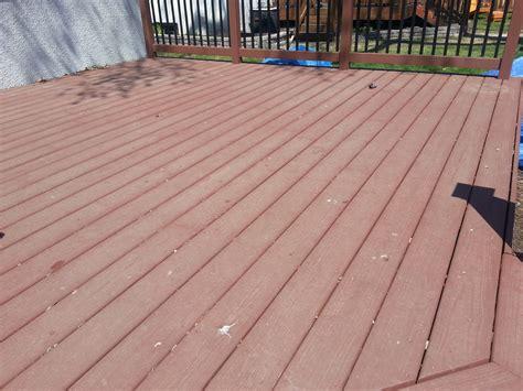 behr deck   small change   deck