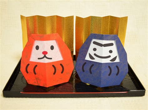daruma others easy origami