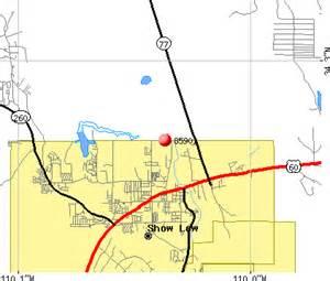 show low arizona map 85901 zip code show low arizona profile homes
