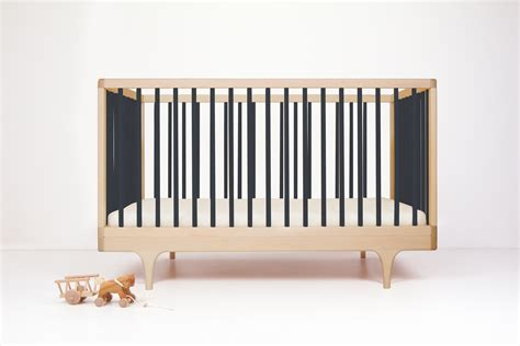 modern convertible crib caravan crib modern solid wood convertible crib kalon