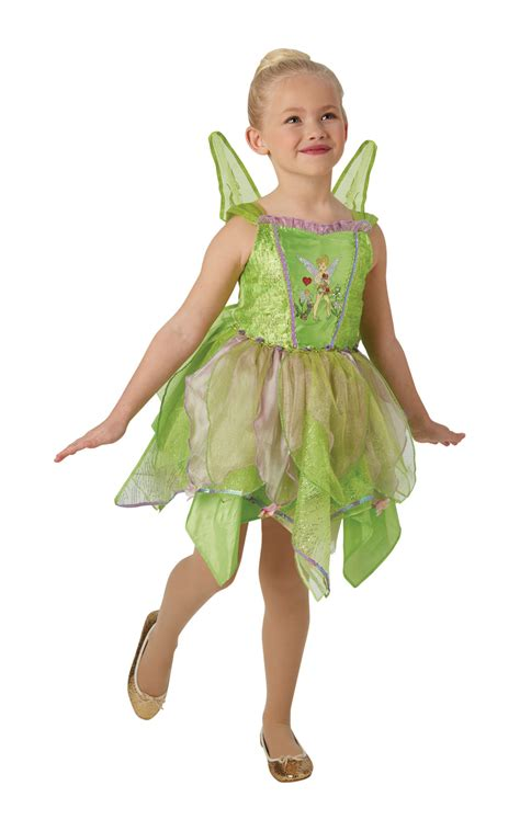 Dress Disney Premium tinkerbell disney premium fancy dress costume