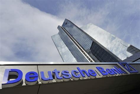 sedi deutsche bank riciclaggio di denaro per l iran deutsche bank sotto