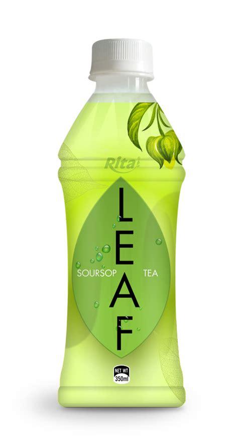 Fruit Tea Yuzu Pet 350ml 350ml soursop leaf tea label beverages