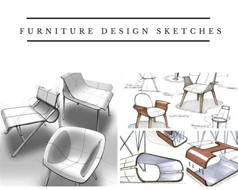 how to design furniture 30 design furniture sketches inspiration the architects