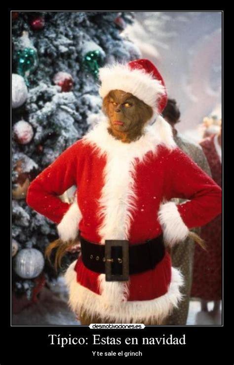 imagenes de navidad grinch im 225 genes y carteles de grinch pag 3 desmotivaciones