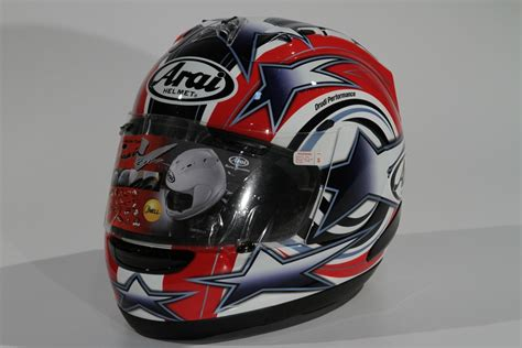 Helm Arai Replika arai corsair v edwards replica helmets honda cbr1000 forum 1000rr net