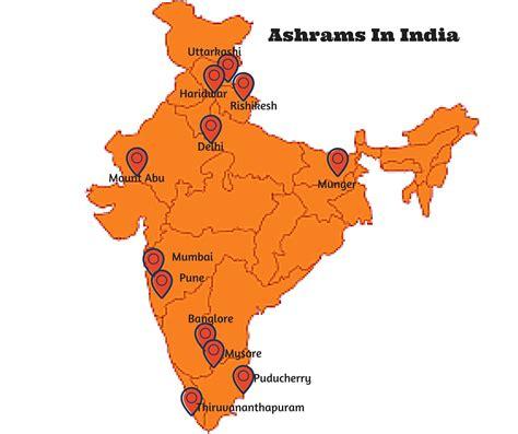 Best Spiritual Ashrams In India Meditation Ashrams