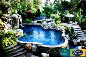 freeform pools freeform swimming pools freeform pool designs