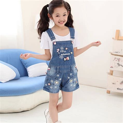 Baju Cewek Cool 4 By Store popular blue jean overalls for buy cheap blue jean