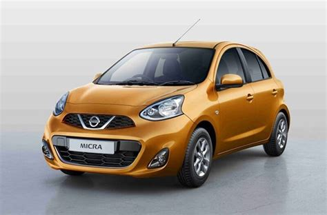 nissan micra active india sneak preview of the facelifted nissan micra active