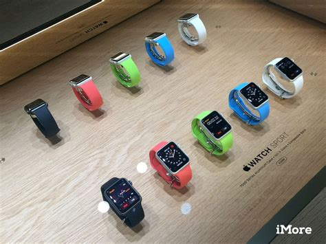 Workouts At Your Desk Which Apple Watch Sport Band Color Should You Get Imore