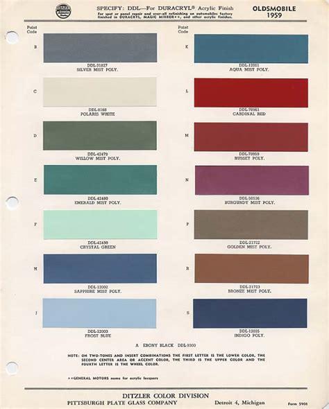 duplicolor vinyl paint color chart images
