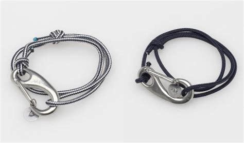 JLK Nautical Clip Bracelets   Cool Material