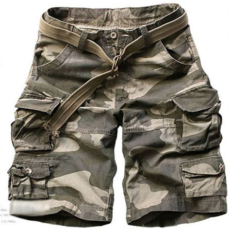 camo shorts camo cargo shorts mens the else