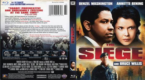 the siege scanned covers the siege br dvd covers