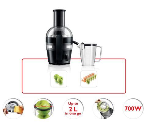 Juicer Philips Hr1855 buy philips viva hr1855 01 juicer black free delivery currys