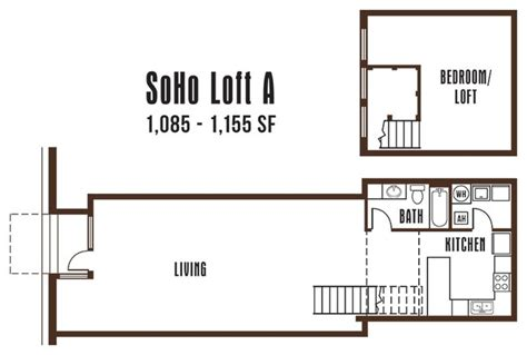 factory lofts floor plans bread factory lofts rentals chattanooga tn apartments