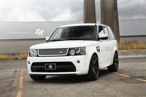 range rover where are they made sr auto range rover made sharper with vossen cv3