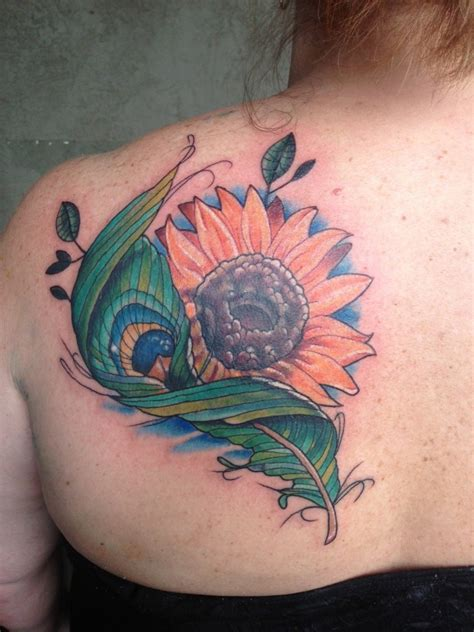 sunflower tattoos designs sunflower tattoos designs ideas and meaning tattoos for you
