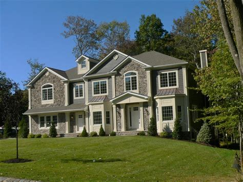 9 luxury new homes in warren nj