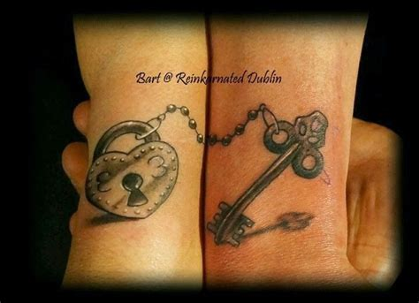 couples love tattoo 12 best images about ideas on matching