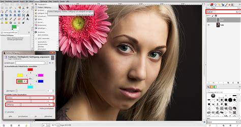 gimp tutorial bilder verschmelzen tutorial farbe 228 ndern leicht gemacht mit gimp 187 saxoprint