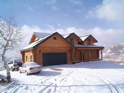 Garage Designs Log Home Design Photos Log Home Exteriors