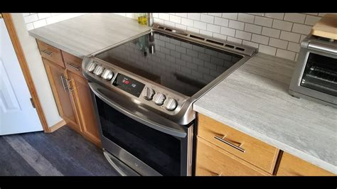 how to remove electric cooktop lg lse5613st probake slide in range lse4613st