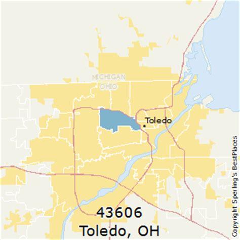 zip code map toledo ohio best places to live in toledo zip 43606 ohio