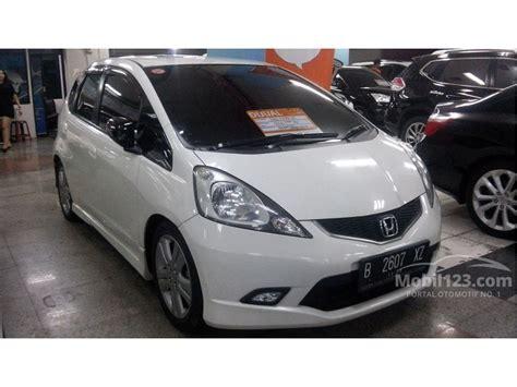 Jazz 2010 Rs Jual Mobil Honda Jazz 2010 Rs 1 5 Di Dki Jakarta Automatic