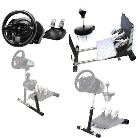 thrustmaster volante thrustmaster t300 rs sim racing pack volant pc