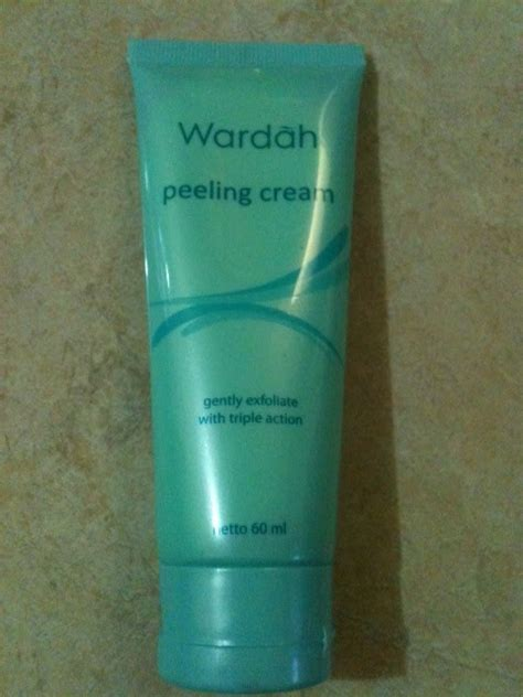 Peeling Scrub Wardah and order et al review wardah peeling lightening mask