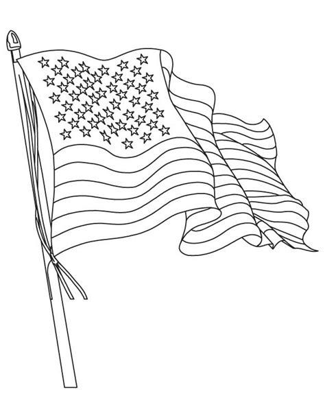 waving american flag drawing cliparts co