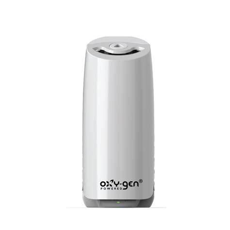Dispenser New Viva oxygen powered viva e 60 day white dispenser