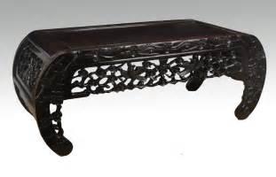 antique black coffee table opium coffee table antiques atlas