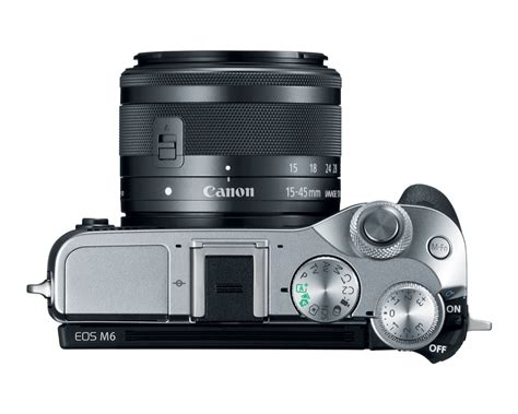 canon m canon eos m6 mirrorless joins the eos m series