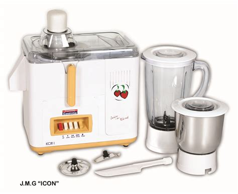 Juicer Jmg padmini juicer mixer jmg icon i