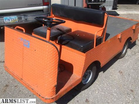 dunn for sale armslist for sale dunn b 150 maintenance cart 2 person flat bed