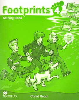 footprints activity book 4 librer 237 a virgo
