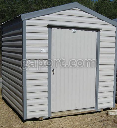 8 X 8 Storage Shed by Storage Sheds In 8x8 Delivered Fully Assembled