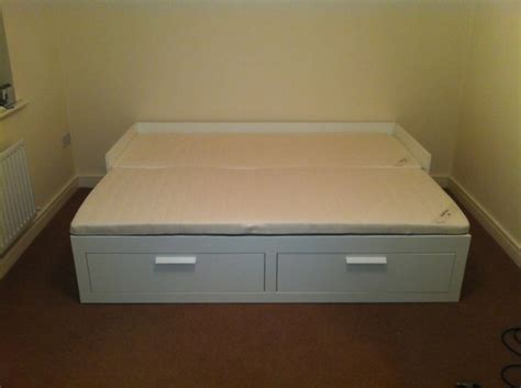 Ikea Brimnes Daybed Ikea Brimnes Daybed With 2 Drawers For Sale In Lucan Dublin From Samnolan1