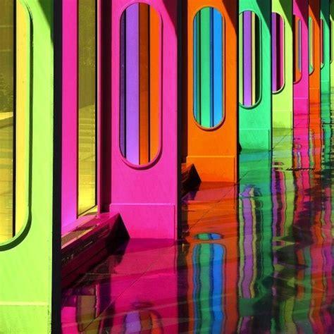 colorful doors neon colors doors lol colors pinterest neon