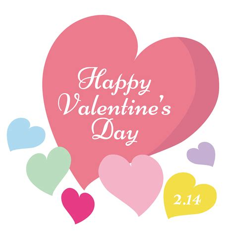 s day sequel バレンタインデー 英語 ハートマークのロゴイラスト 商用フリー 無料 のイラスト素材なら イラストマンション