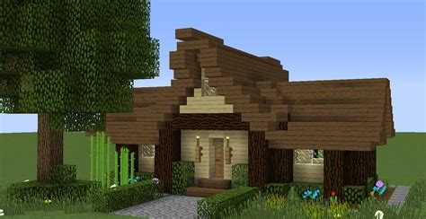 easy house in minecraft minecraft simple medieval house tutorial easy to build youtube