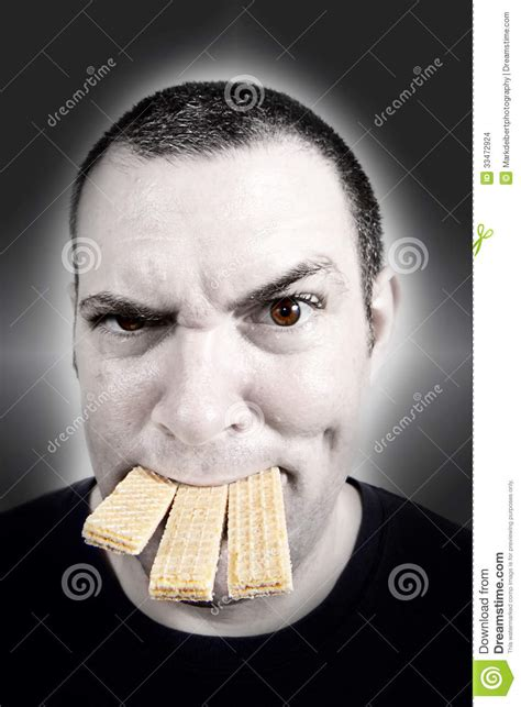 Wafer Snackbar Wafer Snackbar snack stock images image 33472924